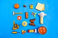 blue orange clean sw