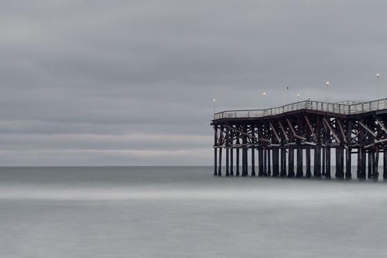 Crystal Pier Left