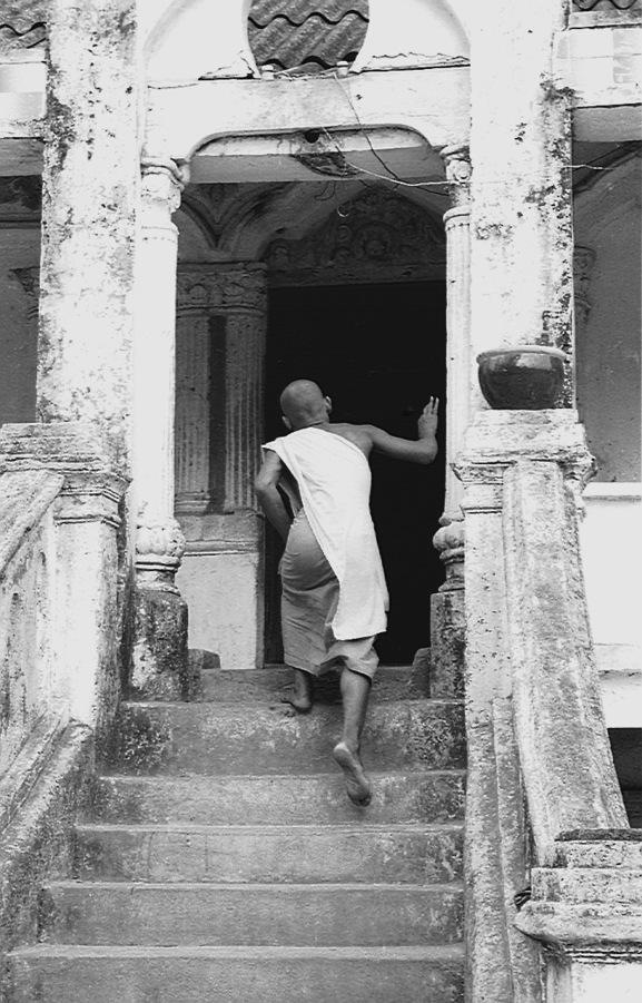 buddhist monk vietnam 2001